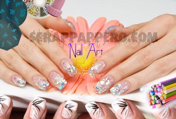 nailart unghie decorazioni in  vendita